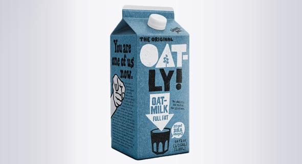 משקה אוטלי. בשלב הראשון יובאו תחליפי חלב ושוקו