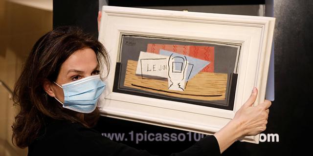 הפיצוי על הסגר: ציור של פיקאסו בשווי של יותר ממיליון דולר