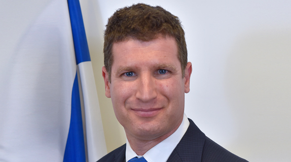 Shai Zarivatch, head of the Economic and Trade mission to Australia. Photo: Shlomi Amsalem