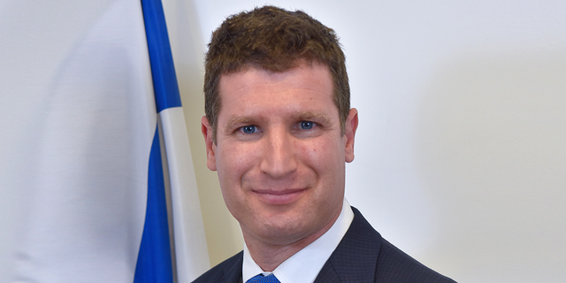 Shai Zarivatch, head of the Israel Trade Commission in Australia. Photo: Shlomi Amsalem/GPO