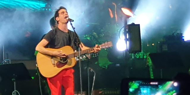 אלפים בעצרת הזדהות עם תעשיית המוזיקה בתל אביב