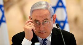 ראש הממשלה בנימין נתניהו ישיבת ממשלה ראשונה מאי 2020, צילום: איי פי