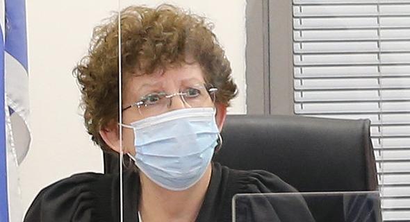 השופטת רבקה פרידמן , צילום: עמית שאבי