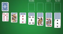 משחק הקלפים סוליטר, צילום: צילום מסך