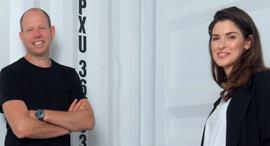 """מימין: ליאור סיימון ומנכ""""ל סייברסטארטס גילי רענן, צילום: יוסי זליגר"""