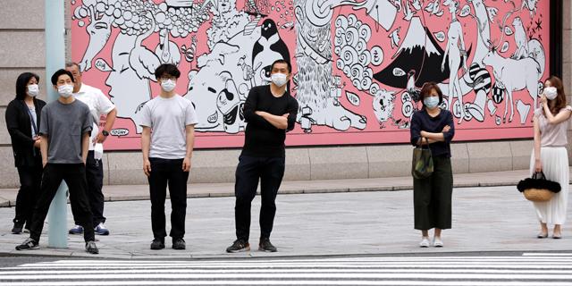 יום שלישי ברציפות: מעל 200 נדבקו בקורונה בטוקיו