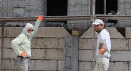 פועלים, צילום: אוראל כהן