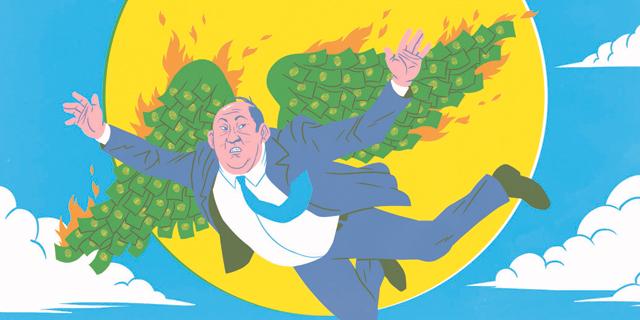 מחיר היוהרה ורגע האמת של מייסד ספוטבנק מסאיושי סון