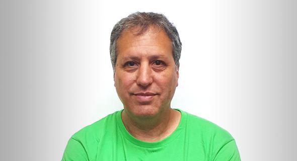 TAKE founder Gil Ben Moshe. Photo: Take