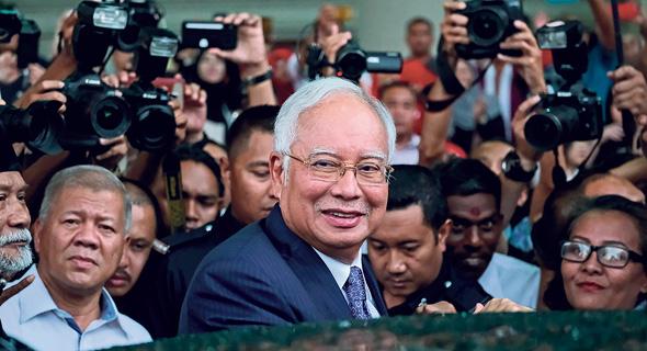 Malaysian Prime Minister Najib Razak. Photo: Bloomberg