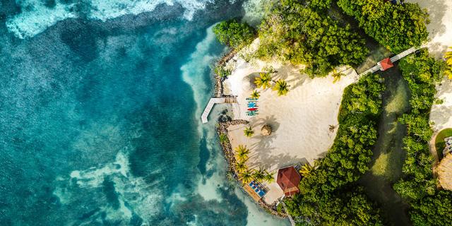מותר לחלום: איים פרטיים מושלמים לבידוד עצמי