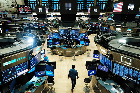 New York Stock Exchange. Photo: Bloomberg