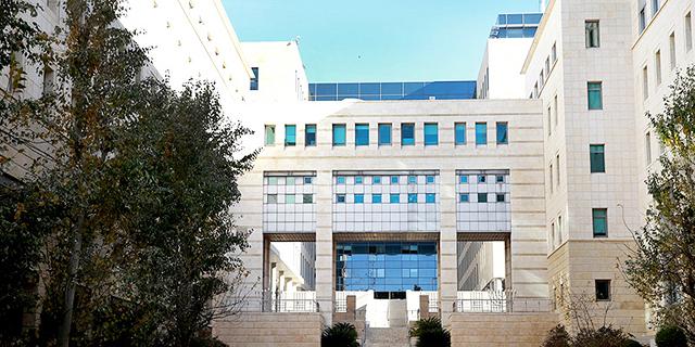 בניין רשות המיסים זירת הנדלן, צילום: אוראל כהן