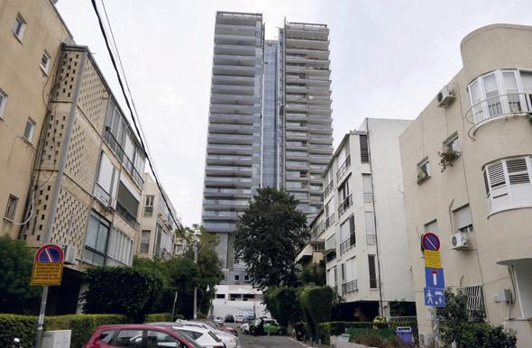 מגדל אסותא תל אביב