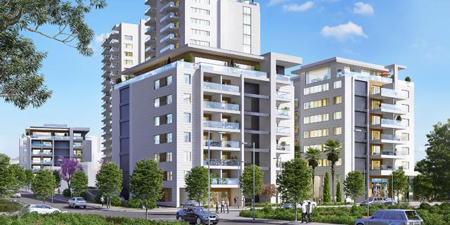 עיריית תל אביב אישרה פרויקט פינוי בינוי בן 378 דירות בשכונת נאות אפקה