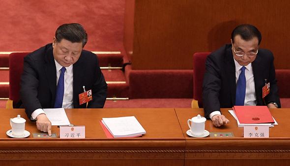 ראש ממשלת סין לי  קצ