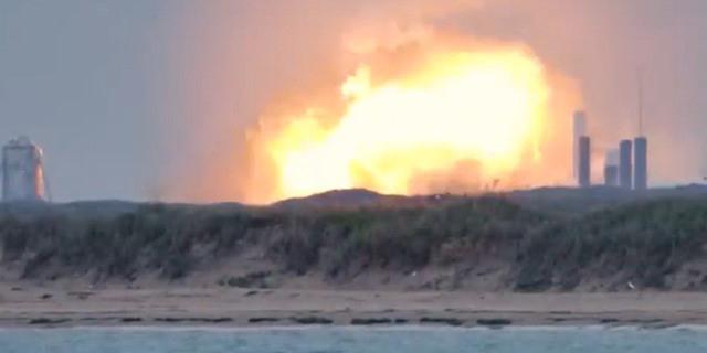 רגע הפיצוץ, צילום: youtube