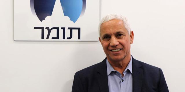Tomer CEO Mordechai Ben Ami. Photo: Ronit Eckstein