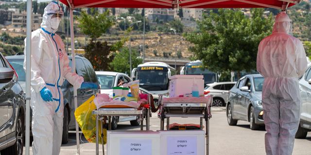 הזינוק נמשך: 248 חולי קורונה אובחנו ביממה האחרונה בישראל