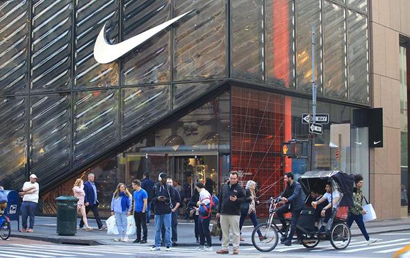 חנות הדגל נייקי Nike השדרה החמישית ניו יורק , צילום: שאטרסטוק