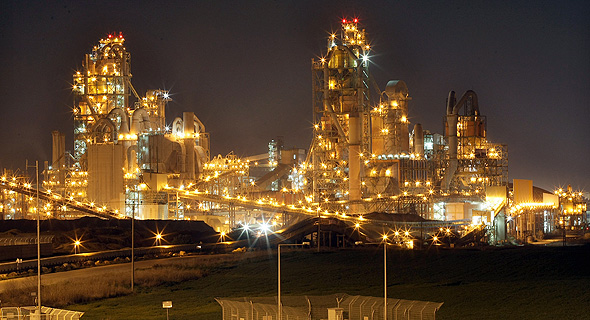 מפעל נשר ברמלה