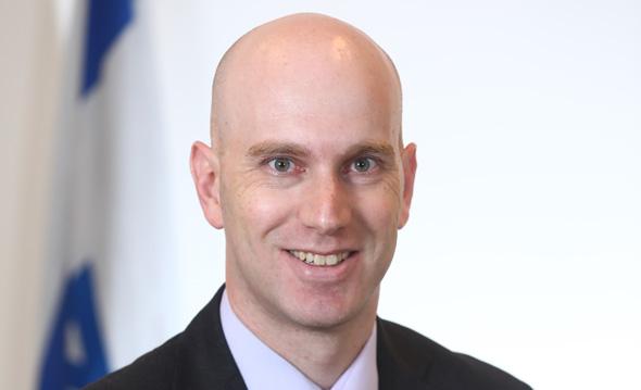 Yaniv Goldberg, Head of the Israel Economic and Trade Mission to Korea. Photo: Gideon Sharon