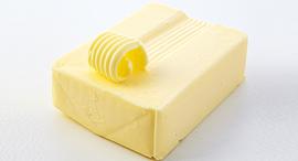 חמאה מוצרי חלב, צילום: שאטרסטוק