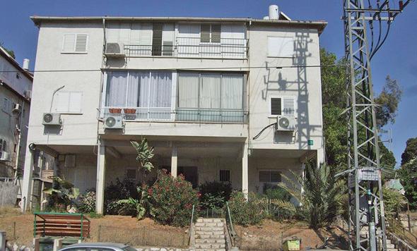 בניין הרואה 279 רמת גן עמידר, צילום: עמידר