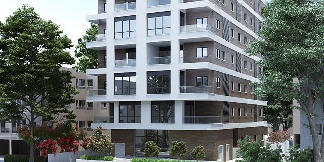 """לראשונה: עמידר נבחרה כיזמית לפרויקט תמ""""א בבניין ללא דיור ציבורי"""