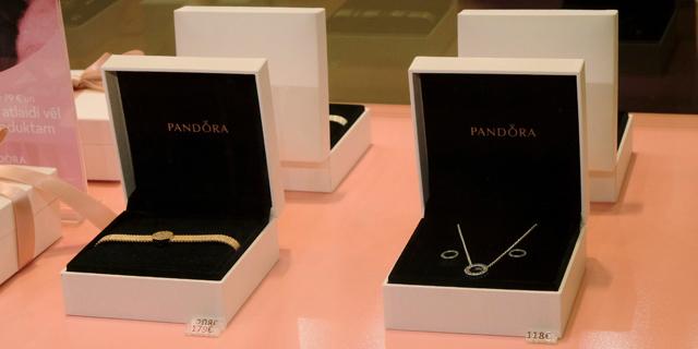 תכשיטים של פנדורה, צילום: רויטרס