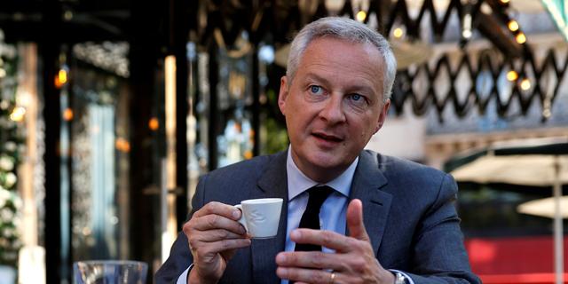 שר האוצר הצרפתי: הכלכלה צפויה להתכווץ השנה ב-11%