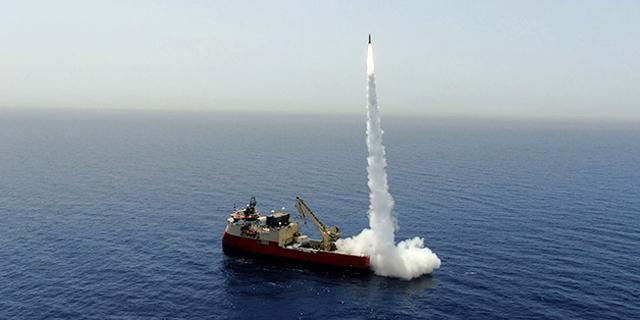 """רגע לפני הדיון על תקציב הביטחון: תעשייה אווירית הדגימה שיגור טיל ל-400 ק""""מ"""