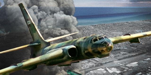 הקברניט מלחמת ששת הימים טופולב מפציץ