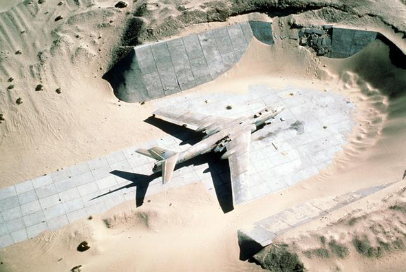 טופולב 16על הקרקע, צילום: USA DOD