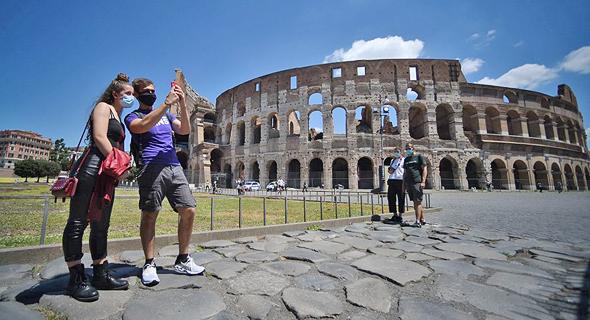 רומא בקורונה