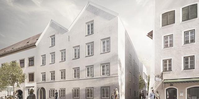 הבית שבו נולד אדולף היטלר יהפוך לתחנת משטרה