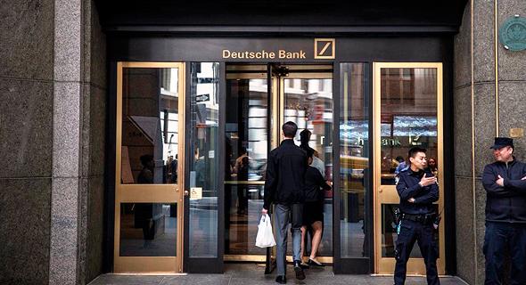סניף דויטשה בנק בניו יורק