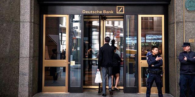 """דויטשה בנק לעובדים בארה""""ב: ניתן לעבוד מהבית - עד יולי 2021"""