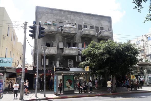 רחוב אלנבי 70 תל אביב