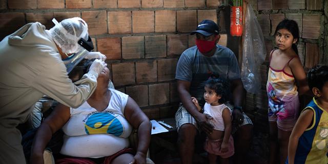 שינוי כיוון של ארגון הבריאות העולמי: נשאי קורונה ללא תסמינים - אינם מדבקים