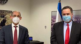 שר האוצר ישראל כץ ונגיד בנק ישראל פרופ' אמיר ירון
