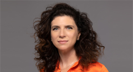 Orna Kleinman, the CEO of SAP's R&D Center in Israel. Photo: Shai Yehezkel