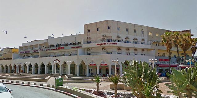בית המשפט אסר על האחים נקש לבצע עבודות לשיפוץ מלון בטיילת תל אביב