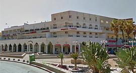 מלון מונופול בטיילת תל אביב, צילום: Google Maps