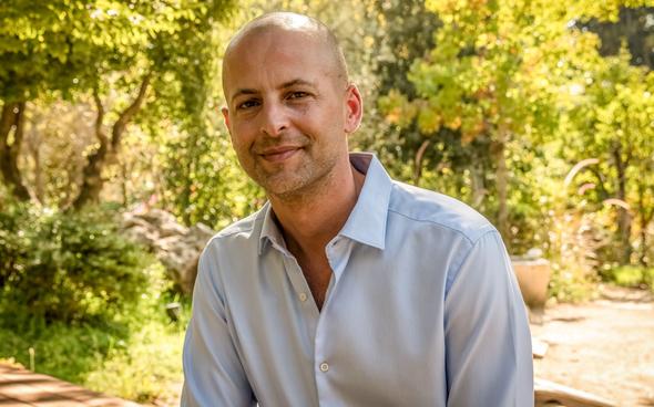 Amir Alroy, founder and CEO of Welltech1. Photo: Pola Studio