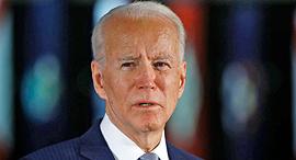 """ג'ו ביידן מועמד דמוקרטים נשיאות ארה""""ב בחירות 2020, צילום: איי פי"""