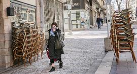 עסקים סגורים, צילום: אלכס קולומויסקי