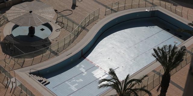 """הלמ""""ס: 21% תפוסה בבתי המלון בחודש יוני, בירושלים נרשמו 3.5% בלבד"""