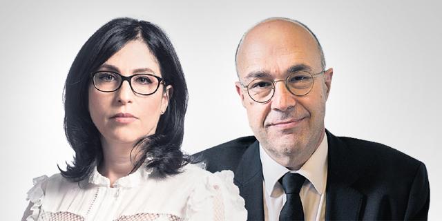 עורכי הדין שמואל מורן ויהודית מייזלס