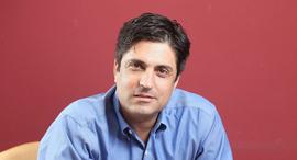 """גלעד גליק מנכ""""ל איתמר מדיקל, צילום: אוראל כהן"""